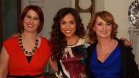 Jane, Myleene and Denise