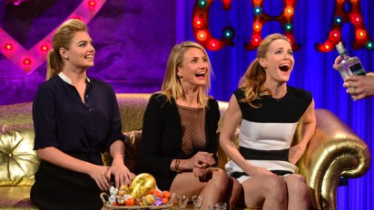 Alan Carr: Chatty Man - Cameron Diaz, Leslie Mann and Kate Upton