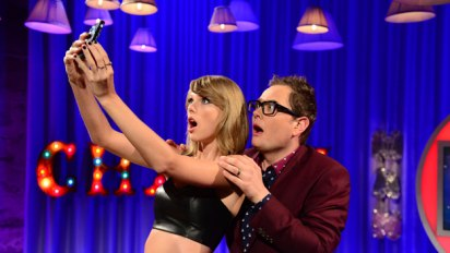 Alan Carr: Chatty Man - Taylor Swift and Alan Carr