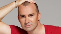Louie Spence Booked: Stars of the Galaxy National Book Awards
