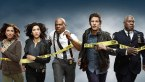 Brooklyn Nine-Nine: Gina, Rosa, Terry, Jake and Ray