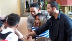 David Blaine: Real or Magic: Will Smith, Jada Pinkett Smith and David Blaine