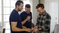 David Blaine: Real or Magic: David Blaine, Bryan Cranston and Aaron Paul
