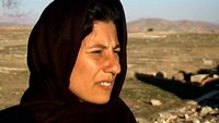 Saira Shah in Afghanistan