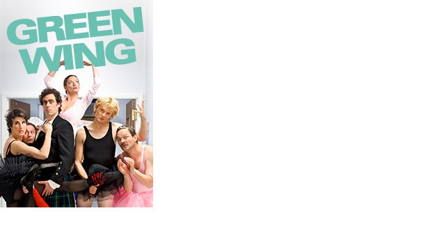 Green Wing Box Set