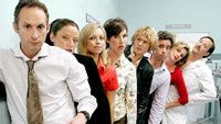 Cast of Green Wing