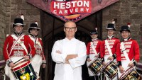 Heston's Great British Food