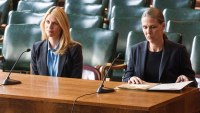 Homeland: Carrie Mathison and Erin Kimball