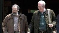 Homeland: Saul Berenson and Andrew Lockhart
