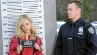How I Met Your Mother: Jeanette and police officer