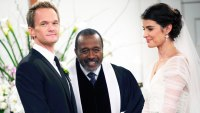 How I Met Your Mother: Barney, minister, Robin