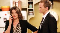 How I Met Your Mother: Robin and Barney