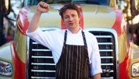 Jamie's Food Revolution Hits Hollywood