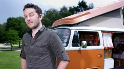 Jon Richardson Grows Up