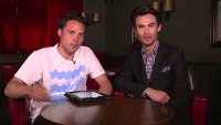 Mad on Chelsea: Andy and Mark Francis