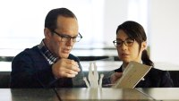 Marvel's Agents of S.H.I.E.L.D: Phil Coulson and Melinda May