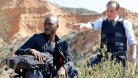Marvel's Agents of S.H.I.E.L.D: Phil Coulson and Antoine Triplett