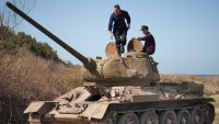 Nazi Megastructures: Super Tanks