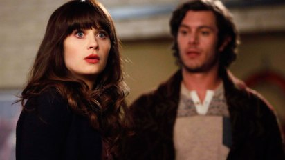 New Girl: Jess and Berkley