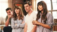 New Girl: Nick, Jess, Schmidt and Cece