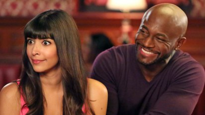 New Girl: Cece and Artie