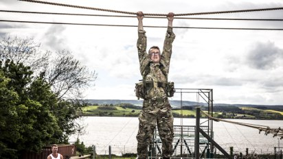 Royal Marines Commando School