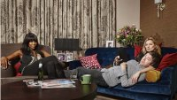 Gogglebox: Celeb Special SU2C Naomi Campbell, Kate Moss & Noel Gallagher