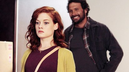 Suburgatory: Tessa and George