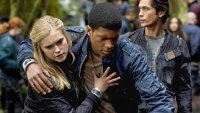 The 100: Clarke, Wells and Bellamy