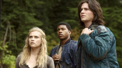 The 100: Clarke, Wells and Finn