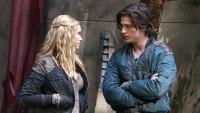 The 100: Clarke and Finn