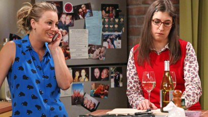 The Big Bang Theory: Penny and Amy