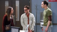 The Big Bang Theory: Amy, Leonard and Sheldon