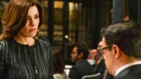 The Good Wife: Alicia and Clarke