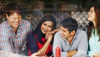 The Mindy Project: Morgan, Mindy, Danny and Betsy