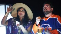 The Mindy Project: Mindy and Kevin Smith