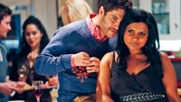 The Mindy Project: Peter and Mindy