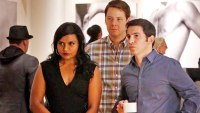 The Mindy Project: Mindy, Morgan and Danny