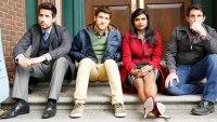The Mindy Project: Jeremy, Peter, Mindy and Danny